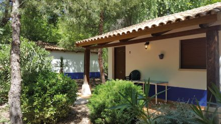 Bungalow Camping Los Arenales