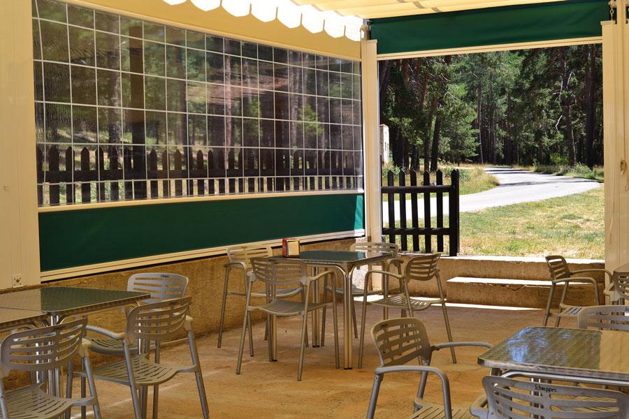 Restaurante Camping Orea