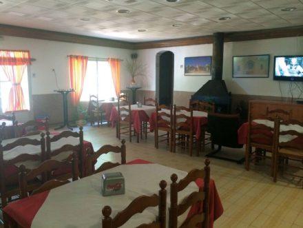 Restaurante del Camping Pantapino