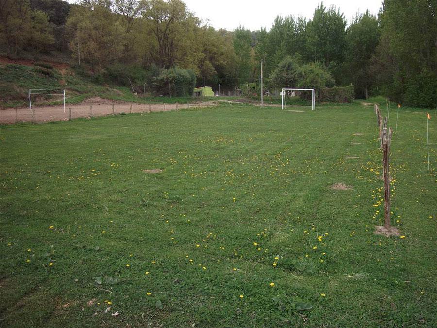 Campo de fútbol Sierra de Peñascosa