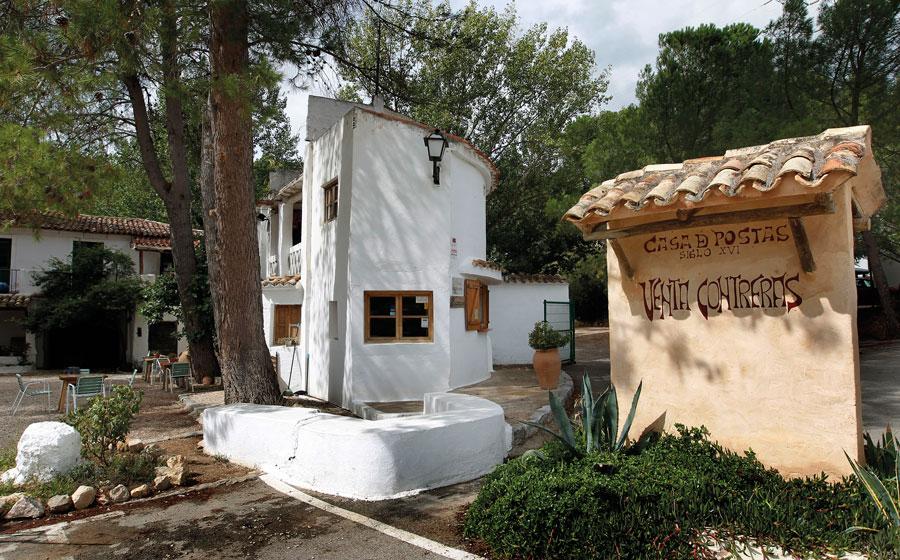 Casa de Postas del Camping Venta Contreras