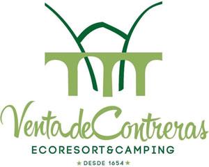 Logotipo del camping Venta Contreras